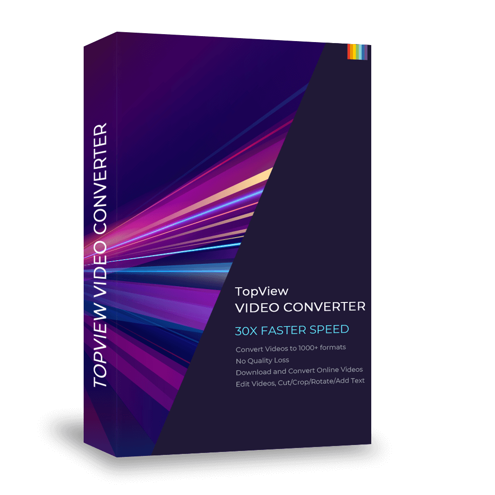 TopView Video Converter 2019